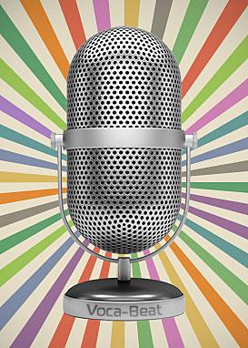 Микрофон школа вокала Voca-Beat